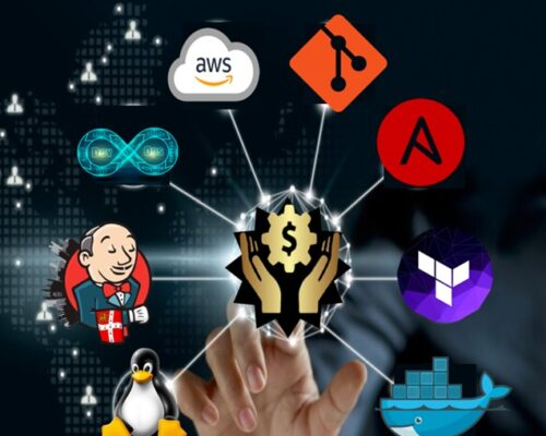 DevOps+AWS+Linux Training and live project practice (DSA)